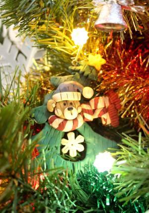 ozdoby bożonarodzeniowe na choinkę